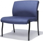 Sidekick Big & Tall Guest Chair 702 by RFM Preferred Seating