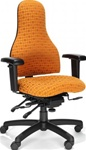 Carmel High Back Ergonomic Chair 8235 by RFM Preferred Seating