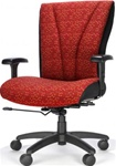 Sierra Big & Tall Managers Chair 85250 by RFM Preferred Seating