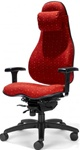 Multi-Shift Executive Office Chair 98950 by RFM Preferred Seating