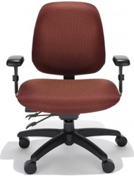 Big & Tall Computer Chair BT52 by RFM Preferred Seating