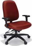 Big & Tall High Back Office Chair BT55 by RFM Preferred Seating
