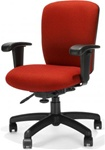 RFM Preferred Seating R2 Rainier Medium Back Office Chair