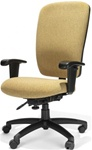 Rainier High Back Office Chair R4 by RFM Preferred Seating