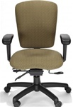 R6 Rainier Medium Back Office Chair by RFM Preferred Seating