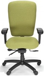 Rainier High Back Managers Chair R8 by RFM Preferred Seating