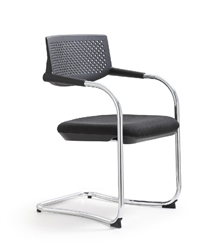 Woodstock Marketing Shankar Series Stackable Side Chairs