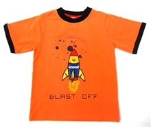 Rocket T-shirt UPF 50+ Excellent  Sun Protection