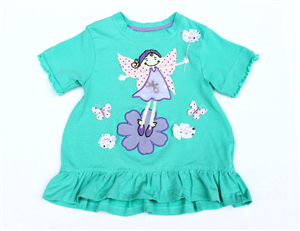 Best Sun Protection Fairy Girl Top