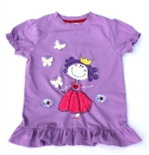 Best Sun Protection Princess Fairy Girl Top