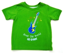 Best Sun Protection Clothing, Guitar Baby Sun Shirt