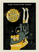 Taxi Driver Astor Theatre Poster by Methane Studios