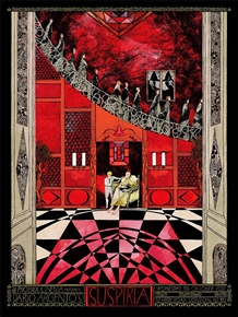 Suspiria by Landland for Dark City Gallery