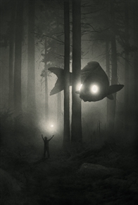 Deep Forest Art Print by Dawid Planeta