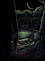 'Friday the 13th' Art Print by Dan Mumford