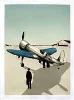 Transcontinental Art Print by Justin Santora