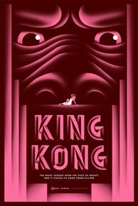 King Kong Movie Poster