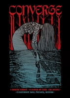 Converge Concert Poster by Malleus