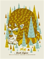 Youth Lagoon Concert Poster