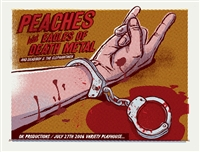 Peaches with Eagles Of Death Metal