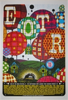 End of the Road Festival 2011 Poster by Nick Rhodes