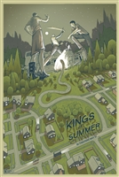 Kings of Summer Movie Poster