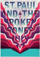 St. Paul And The Broken Bones Concert Poster