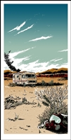 'The Cook' Breaking Bad Print