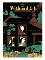 Withnail And I movie poster by Iker Ayestaran