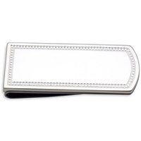 Charleston Silverplate Money Clip