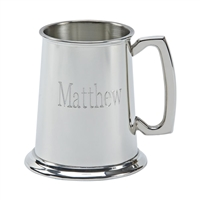 Stainless Bright Tankard