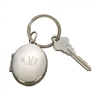 LOCKET KEY CHAIN