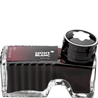 Montblanc Ink Bottle Burgundy Red