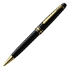 Montblanc Meisterstuck Classique Black Resin & Gold Ballpoint