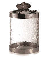 Black Orchid Canister Small
