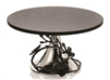 Black Orchid Cake Stand