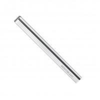Montblanc Steel Black Lacquer Tie Bar