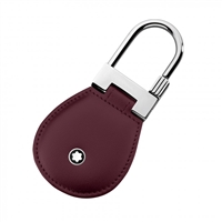 Meisterstuck Montblanc Burgundy Leather Key Ring