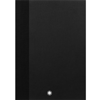 Montblanc Fine Stationery Slim black Notebook