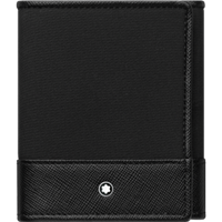 Montblanc Sartorial Jet Business Card Holder Trifold