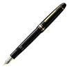 Montblanc Meisterstuck Legrand Black Resin & Gold Fountain Pen