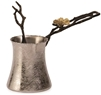 Butterfly Ginkgo Coffee Pot w/ Spoon