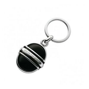 Montblanc Solitaire Onyx Platinum Jewelry Key Ring