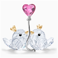 Love Birds, Pink Heart