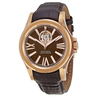 Bulova Kirkwood Leather Men's Watch