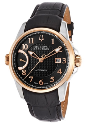 Accutron by Bulova Mens Calibrator