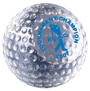 Golf Ball Award Paperweight