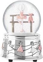 Ballerina Collection Snow globe