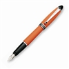 Aurora Ipsilon Satin Orange Fountain Pen