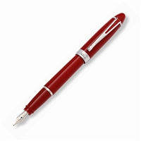 Aurora Ipsilon Deluxe Red Fountain Pen